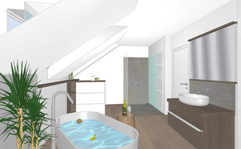 3D Planung Schreinerei Kinateder Hundsdorf Passau