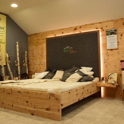 Schlafenzimmer Ausstellung Beispiel Schreinerei